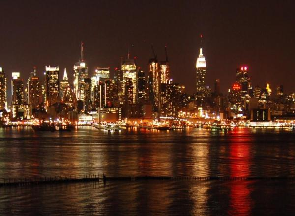 Avondboottocht New York