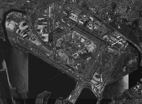 Vliegveld Airport New York
